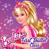 Barbie's First Ballet Class
