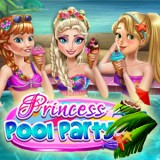 Princess Pool Party