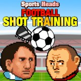 Sports Heads Football Shot Training